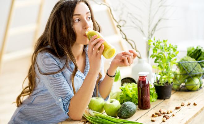 Dieta crudívora, frutas y vegetales crudos para adelgazar
