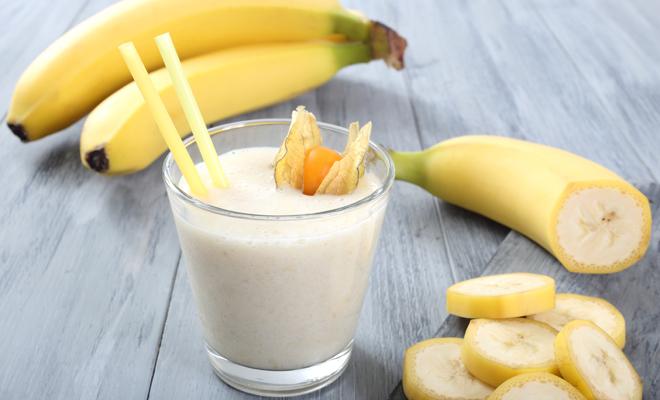Perder peso en tres días con la dieta del plátano y la leche