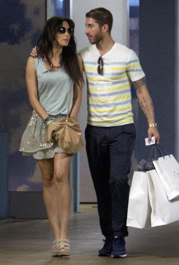 El embarazo de Pilar Rubio descentra a Sergio Ramos del