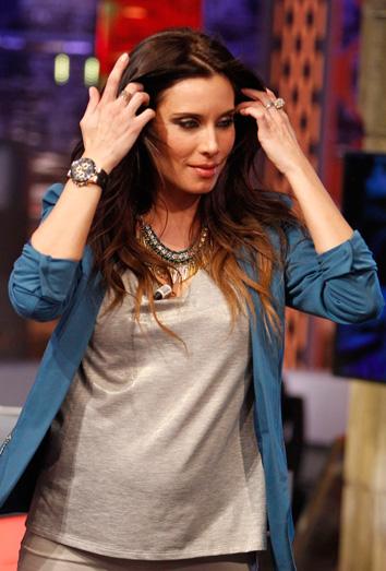 Pilar rubio luce embarazo en su blog de moda sexy hasta con barriguita - Fotos de sara carbonero en ropa interior ...