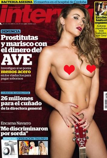 Encarna Navarro La Sorda De Ot Desnuda En Interviú
