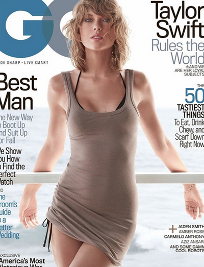 Taylor Swift en GQ