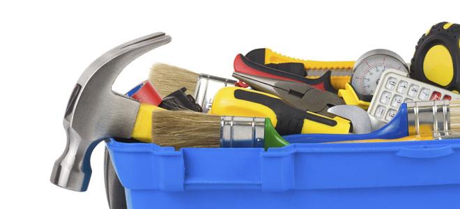 Los b sicos de una caja de herramientas qu tener a mano for Casa para herramientas