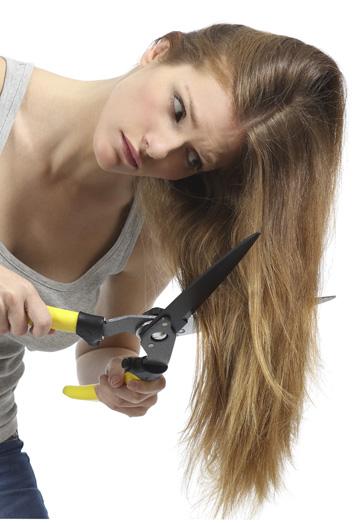 El tratamiento de la psoriasis sobre los cabellos