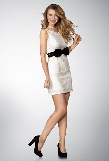 dd5a2c75aace0 Vestidos cortos a la moda  conquista a todos con tu mejor look