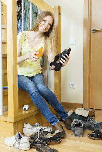 Remedios caseros para limpiar los zapatos - Productos para limpiar el bano ...