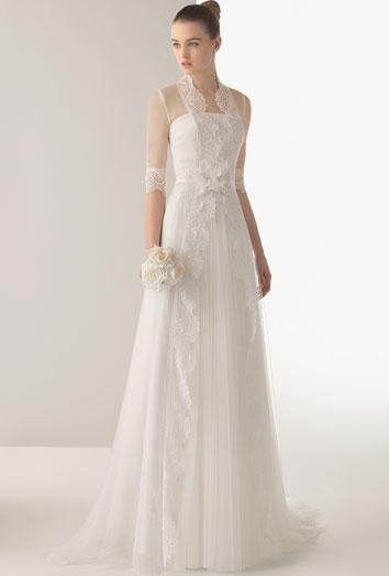 Se puede comprar en rebajas el vestido de novia de Rosa Clará?