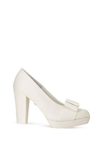 gama completa de especificaciones talla 40 precio de calle Los zapatos de novia más cómodos de Rosa Clará