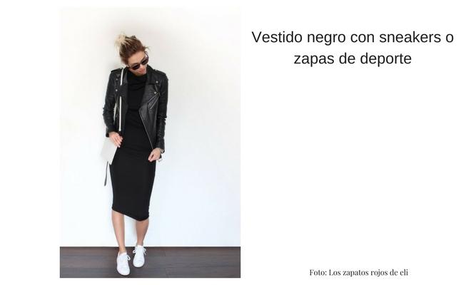 10 Maneras De Combinar Tu Vestido Negro