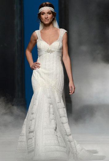 Vestidos de novia de segunda mano: trajes de boda más baratos