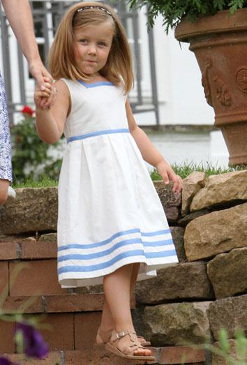 Vestidos veraniegos para niñas