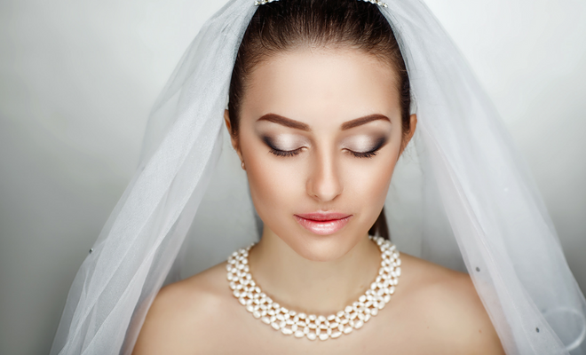 Peinados segun vestido de novia