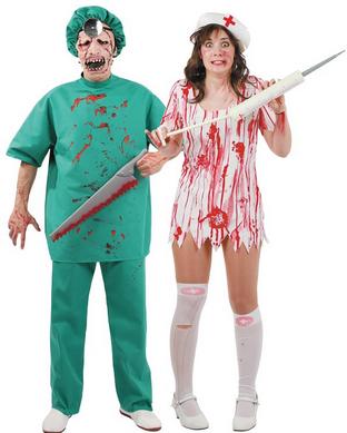 5 disfraces para parejas en Halloween