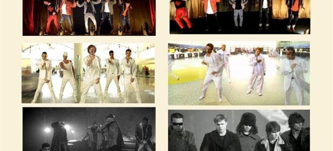 The Wanted homenajea a las grandes Boybands con 'Walks Like Rihanna'