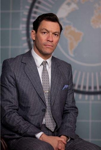 Dominic West, protagonista de The Wire, tiene un 'Affair'