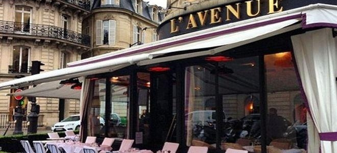 Adéntrate en L'Avenue, el restaurante más exclusivo de Paris