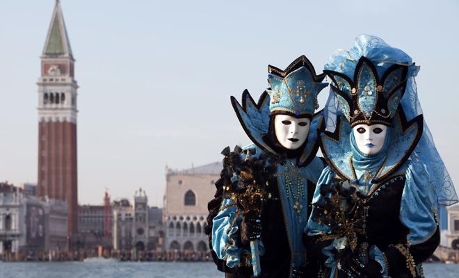 Carnaval de venecia m scaras y trajes de poca en la - Trajes de carnaval de epoca ...