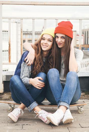 amistades con mujeres