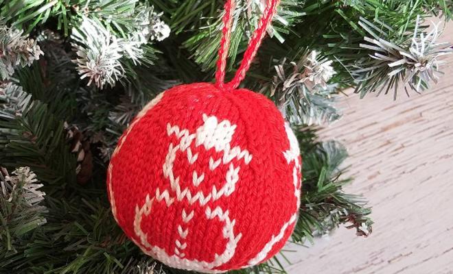 C mo hacer bolas de navidad en casa - Hacer bolas de navidad ...