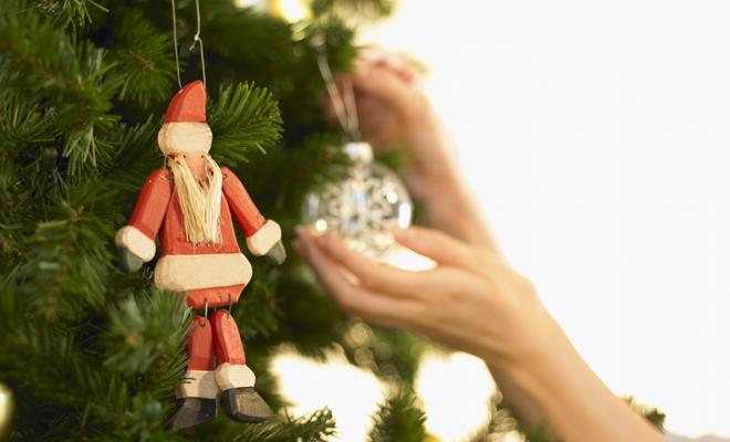 Decora tu rbol de navidad con adornos f ciles de hacer - Arbol navidad barato ...