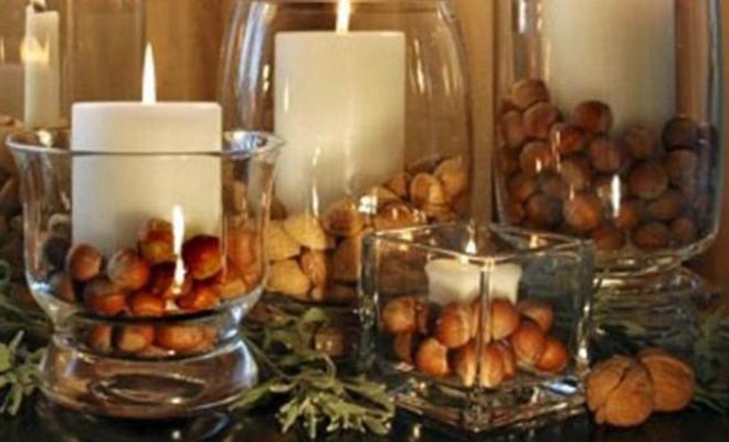 Originales y baratas ideas para decorar tu mesa en navidad - Ideas para decorar mesa navidad ...