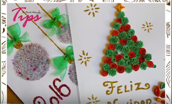 Las mejores ideas de tarjetas de navidad - La mejor tarjeta de navidad ...