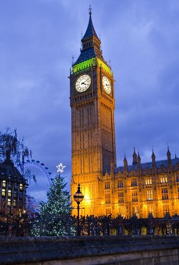 Cuando Se Decora Navidad Londres