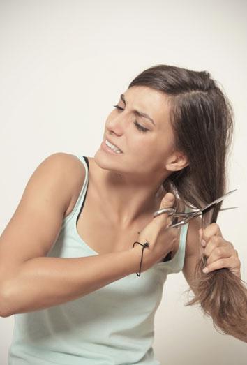 Super dulce peinados poco pelo Imagen de ideas de color de pelo - Supera el complejo de poco pelo: consejos para fortalecer ...