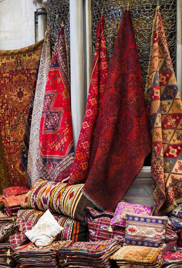 So ar con alfombras en busca de m s calidez for Origen de alfombra