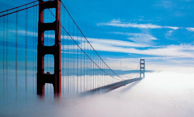 Soñar con puentes largos: llega hasta tu objetivo