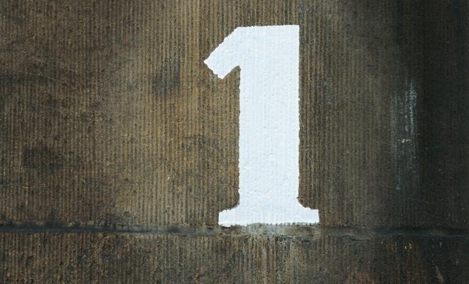 Qué significa el número 1