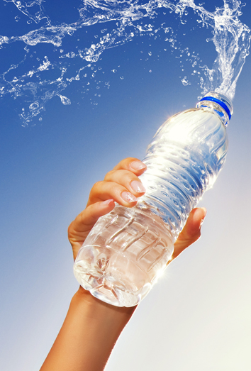 Botellas de agua: su simbólico significado en sueños