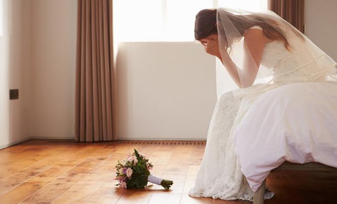 qué significa soñar que tu novio te deja el día de la boda