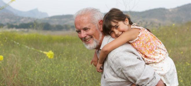 La sabiduría implícita al soñar con los abuelos