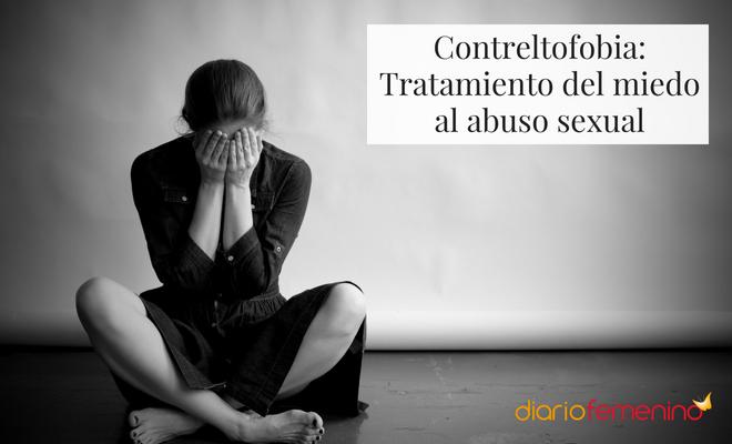Hablamos sobre la contreltofobia y el tratamiento del miedo al abuso sexual