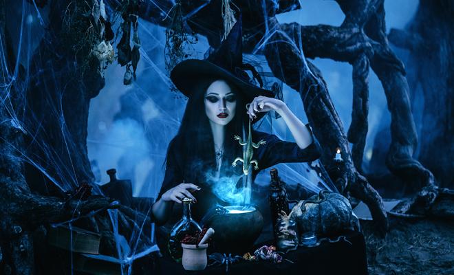 Interpretacion de suenos mujer vestida de negro