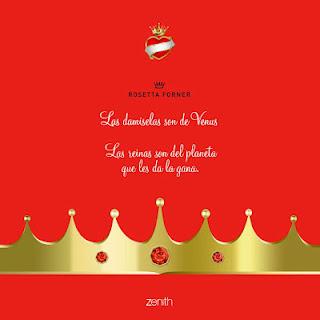 libro  Las reinas son del planeta que les da la gana