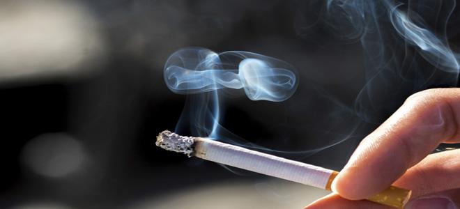 Dolor de garganta por fumar