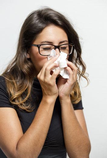 Algunos remedios caseros para el resfriado