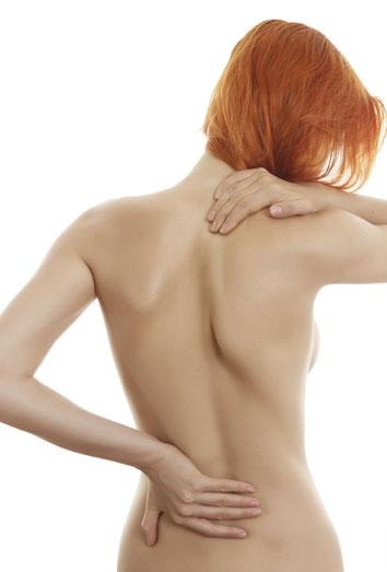Grapas quirúrgicas para el tratamiento del dolor de espalda