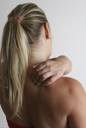 Durante el parto estaba enferma la espalda