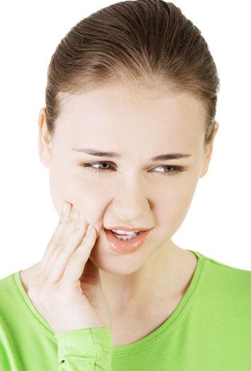 curar una herida en la boca