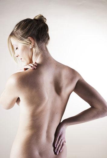 Dolor de espalda significado