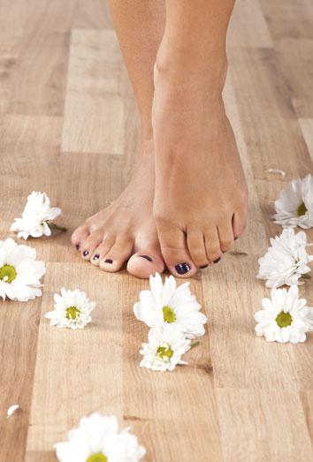 C mo cuidar los pies para la primavera - Como mantener los pies calentitos ...
