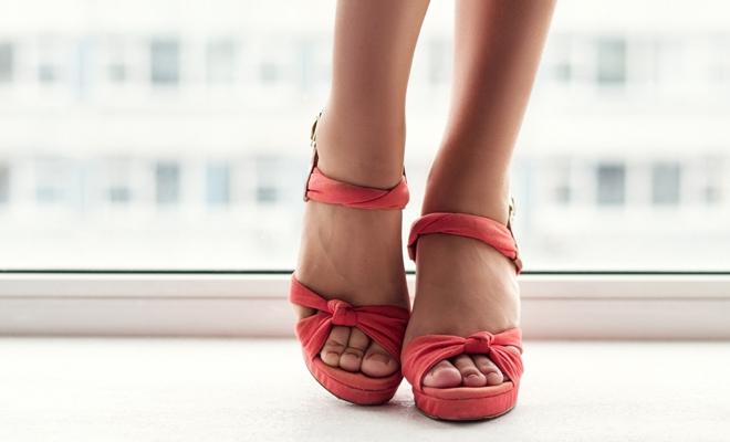 Trucos Para Que No Resbalen Los Pies Con Las Sandalias