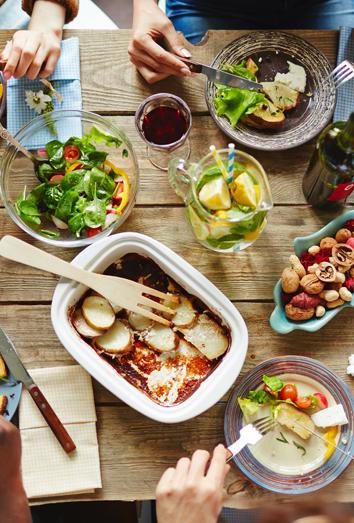 5 pasos para organizar un men semanal muy sano for Organizar comida semanal