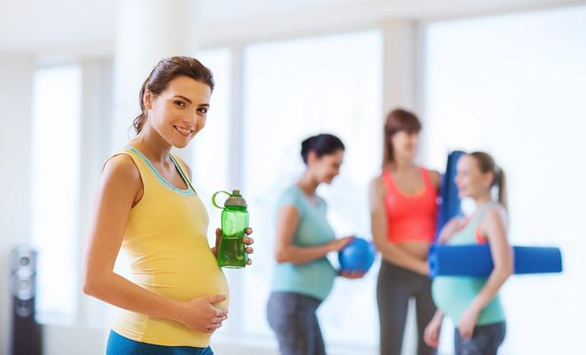 Ejercicio durante el embarazo: cuándo sí y cuándo no