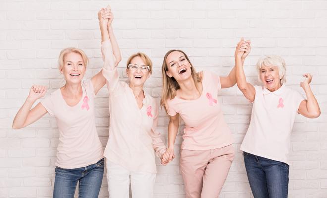 Resultado de imagen para mujeres con cancer de mama