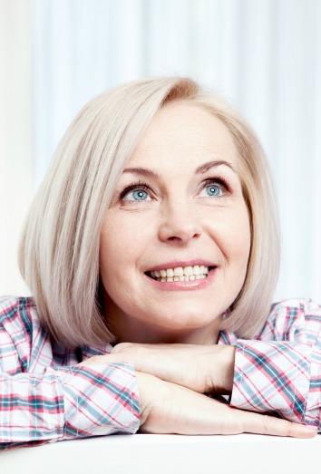 El pecho cambia con la menopausia