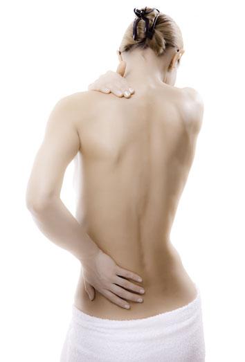 Las anomalías de las vértebras del departamento de pecho de la columna vertebral